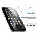 Mica De Vidrio Templado Para Iphone 5s 5c Tipo Gorilla Glass