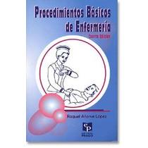 Añorve Procedimientos Básicos En Enfermería 4a Ed !!nuevos!!