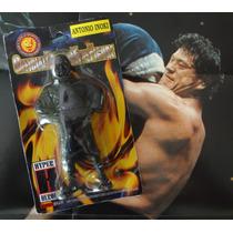 Antonio Inoki. Luchador Japonés. Toreo. Poster Gigante 70`s