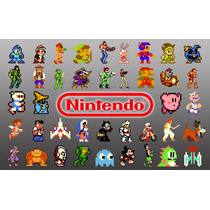 Nintendo Nes Emulador Para P.c.retro El Más Nuevo Y Mejorado