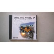 Bmw R1100s Manual De Reparaciones Y Servicio Original En Cd