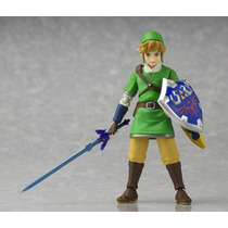 Link Legend Of Zelda- Figma Preventa