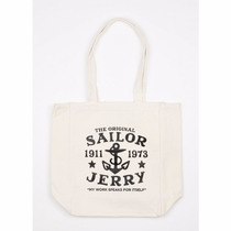 Bolsa Sailor Jerry My Work Tote Tattos Rockabilly