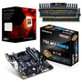 Kit Amd Gigabyte Ga-78lmt-usb3 + Fx-8350 4ghz X8 + 16gb 1600