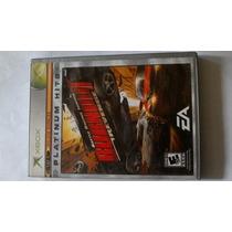 Burnout Revenge Seminuevo Para Xbox Original