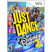 Just Dance Disney 2 Nintendo Wii Nuevo Sellado
