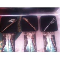 Coleccion 3 Dijes Varitas Harry Potter + Envio Gratis Igo!