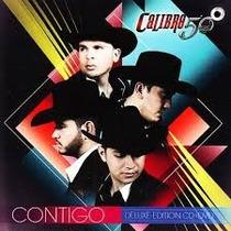 Calibre 50 / Contigo / Cd + Dvd