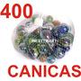 400 Canicas Fiesta Pi�ata Premios Juguete Regalo Bautizo