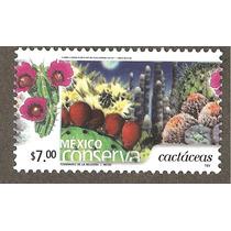 Mexico Conserva Cactaceas $7.00 Flora