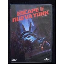 Dvd Pelicula Escape De Nueva York