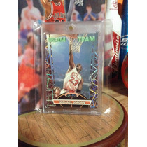 Michael Jordan Tarjeta Stadium Club Beam Team 92-93 Vv4