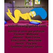 Coleccion Todas Las Revistas Porno De Lo Simpson Xxx Adultos