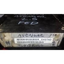 Ecm Ecu Pcm Computadora 99 Sebring / Avenger 2.5 4606497ad