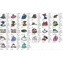 Paquete De Ponchados Caricaturas + De 5000 Vbf