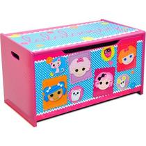 Caja De Juguetes Baul Juguetero Lalaloopsy Niñas