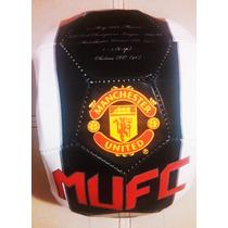 Nike Manchester United Balón De Futbol Blanco-negro-rojo
