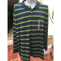 Playera Polo The Foundry Talla Extra 4xl 56/58 40% Descuento