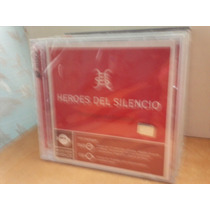 Heroes Del Silencio. Antologia Audiovisual. Cd + Dvd.