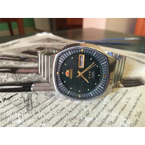 Reloj De Caballero Orient Vintage Automatico