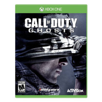 Call Of Duty Ghosts Nuevo Xbox One Sellado Blakhelmet
