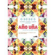Año Uña. Alfonso Cuaron Y Canana. Formato Dvd