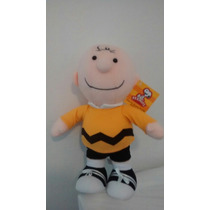 Charly Brown Snoopy Peluche Original