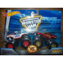 Hot Wheels Monster Jam Civil War Capitan America Vs Iron Man