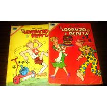 Comics De Lorenzo Y Pepita, Novaro