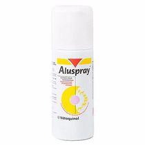 Aluspray Vetoquinol Cicatrizante Aluminio Prezurizado