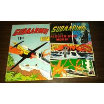 Comics De Submarino, Editores Mexicanos