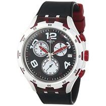Reloj Swatch Yys4004 Negro