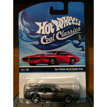 ´84 Ford Mustang Svo Hot Wheels Cool Classics