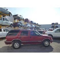 Blazer 1999,accidentada 4x2,motor Vortec V6,