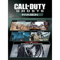 Invasion Dlc Mexicano De Call Of Duty Ghosts Ps3