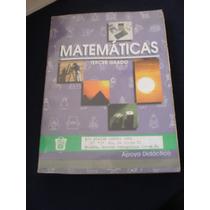 Matemáticas - Educación Básica Secundaria