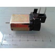 Motor Dc Con Encoder Integrado 1.5v A 6v.