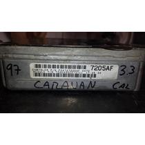 Ecm Ecu Pcm Computadora 97 Caravan / Voyager 3.3 4727205af