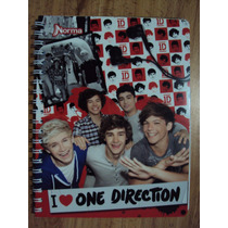 Libretas One Direction (1d)