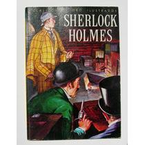 Conan Doyle Sherlock Holmes Libro Clasicos De Oro Novaro