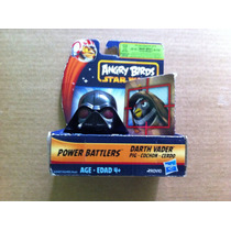 Angry Birds Starwars Darth Vaderpower Battlers