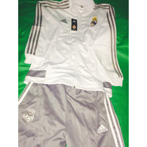 Conjunto Pants Del Real Madrid 2016