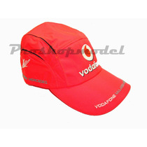 Gorra Vodafone Mclaren Mercedes Team 100% Original.