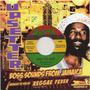 Watty Burnett - Open The Gate / Lee Perry  7 Vinyl Black Art