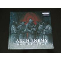 Arch Enemy - War Eternal (artbook + 3cds) Nuevo, Sellado