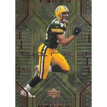 2000 Upper Deck Wired Bill Schroeder Wr Packers