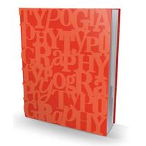 Libro De Diseño Typography En Pasta Dura Typografia Grafico!