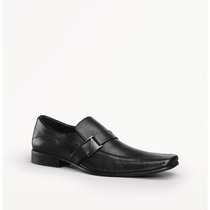 Zapato Caballero Kenneth Cole De Piel Color Negro