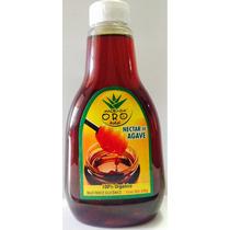 Miel De Agave Organica 100% Pura 660 Gramos De Exportacion