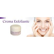 Crema Facial Exfoliante Para Limpieza Profunda